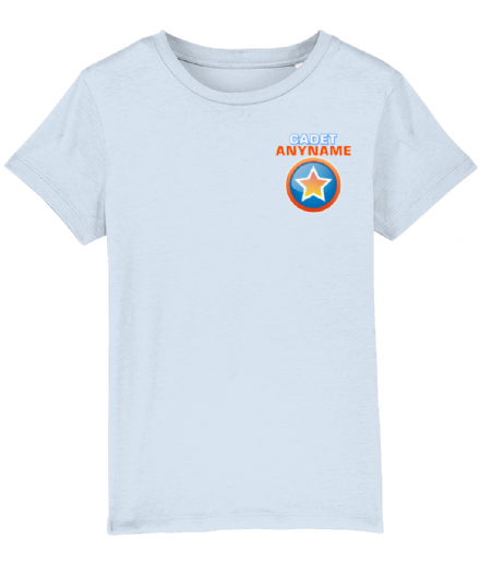Go Jet Academy Cadet Kids Personalised T-Shirt Based on Go Jetters